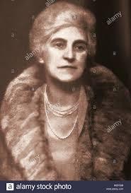 Un portrait de Galsworthy ADA Ada (Cooper, 1864 Pearson Nemesis-1956)  épouse de l'écrivain John