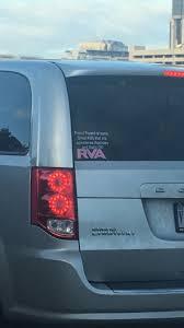 The Best Bumper Sticker I Ve Seen In A While Rva