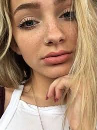 Pin by Abbie Pearce on Bella Rain (2020) | Cute nose piercings, Nose  piercing, Piercings for girls