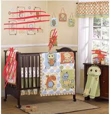 cocalo baby cot bedding set dinos at