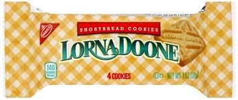 lorna doone shortbread cookies 4 ea