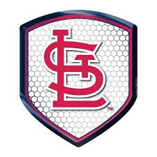 St Louis Cardinals Reflector Decal Mlb Auto Shield Team Car Bike Mailbox Sticker For Sale Online