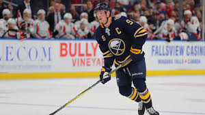 Why Sharks shouldn't be ruled out if Sabres' Jack Eichel demands ...