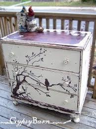 Muchocrafts Wall Decal On Furniture Upcycle Dresser Diy Furniture Furniture Diy