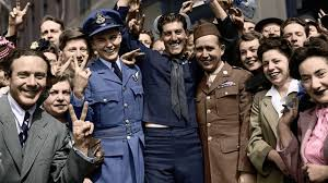 VE Day in Colour: Britain's Biggest ...