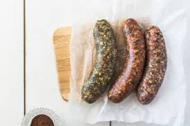sausage nutrition facts calories and