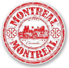 Amazon Com Montreal Quebec Canada Vinyl Sticker Decal Laptop Car Bumper Sticker Travel Luggage Car Ipad Sign Fun 5 Automotive