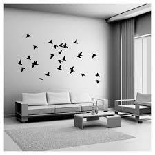 Flock Of Birds Wall Decal Vinyl Sticker Dining Bedroom Living Room Bird Wall Decals Vinyl Wall Decals Bird Wall Art