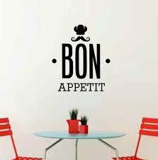 Red Barrel Studio Shean Bon Appetit Kitchen Wall Decal Wayfair