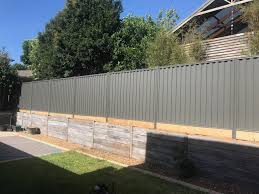 Colorbond Fencing Contractors Melbourne Ash El Fencing