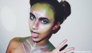 alien makeup tutorial you saubhaya makeup