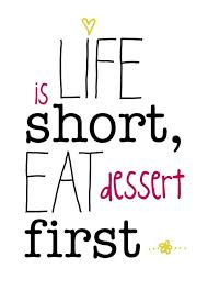 dessert quotes com