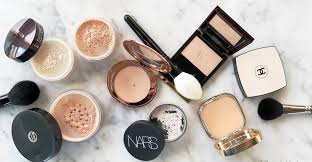 apply pact powder for oily skin