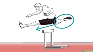 how to hurdle 7 steps with pictures