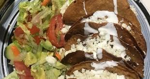 tacos dorados de frijol receta de ana l