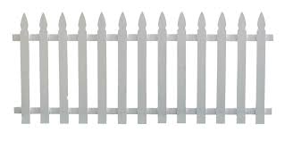 Clipart Silhouette Of Picket Fence 23 Png 1600 792 Fence Design Picket Fence Fence