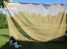 New Tan Mesh Tarp 138 X 212 Blockage Fence Privacy Screen Windscreen Shade