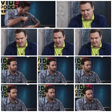 It is from Daniel Kellison, pay to the order of Adam Eget for services  rendered... 15 Dollars... : NormMacdonald
