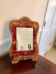 velvet photo al book stand w mirror