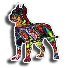 Graffiti Pitbull Sticker Dog Cup Laptop Car Window Bumper K9 Pit Bull Pet Decal Decals Stickers Aliexpress