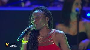 La Notte della Taranta 2016 - Concha Buika, 'Ntunucciu - YouTube