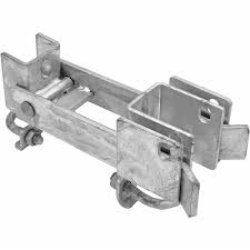 Chain Link Fence Parts Chain Link Gate Parts Commercial Strong Arm Double Gate Latch