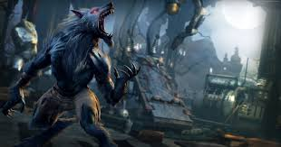 werewolf wallpaper hd wallpaper