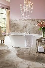 trending in bathroom decor glamorous