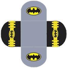 Batman Invitaciones Etiquetas Imprimibles Y Cajas Para Imprimir