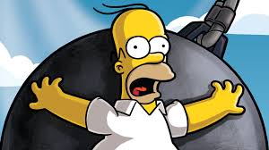 homer simpson hd wallpaper 1920x1080