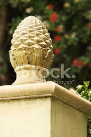 Acorn Finial Architectural Post Decor Stock Photos Freeimages Com