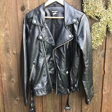hot topic jackets coats pu leather