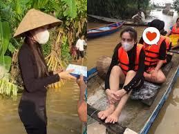 Thủy Tiên bị hoài nghi vì 22 tỷ đi cứu trợ miền Trung, cư dân mạng phản ứng  gay gắt
