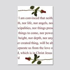 Romans 8 38 39 Wall Decals Cafepress