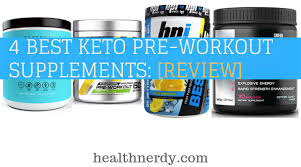 5 best keto pre workouts 2018 tested