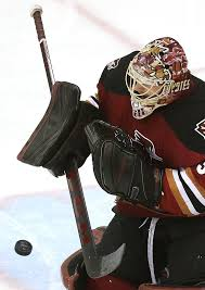 Roadrunners goalie Adin Hill has been towering figure in club's playoff run  | Tucson Sports | tucson.com