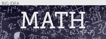 Big Idea: Math - Challenge Based Learning