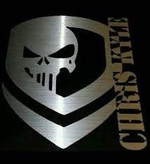 The Legend Vinyl Sticker Decal Navy Seal Chris Kyle American Sniper Us 6 X5 American Sniper Vinyl Sticker Chris Kyle