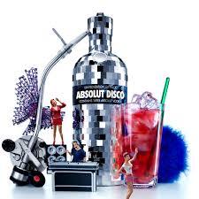 absolut vodka absolut disco