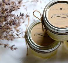whipped lavender lotion with coconut oil