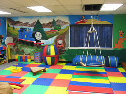 Sensory Integration Room At Abctherapyservices Com Kids Playroom Therapy Room Kids Room Design
