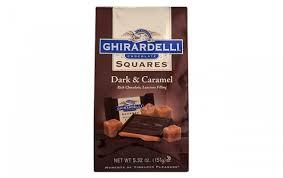 ghirardelli chocolate squares dark