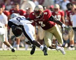 Rhodes Scholar Myron Rolle tries to re-start his American football career -  nj.com
