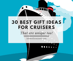 30 best gifts for cruisers that are