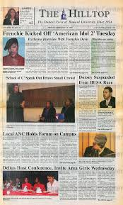 The Hilltop 2-14-2003