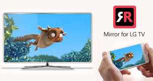 use airplay mirroring on lg tv with