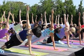 list of best yoga centers cles