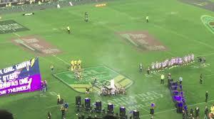 NRL Grand Final 2017 - Entrance Of ...