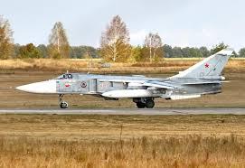 Sukhoi Su 24 Fencer Long Range Strike Attack Aircraft
