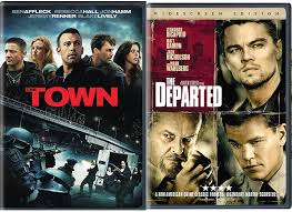 Amazon.com: The Departed & The Town DVD 2 Pack Leonardo DiCaprio ...